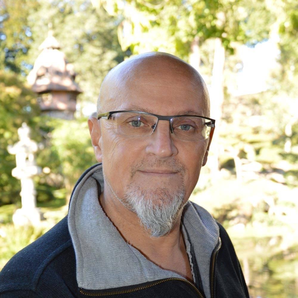 Christophe Potier, praticien en massage amma